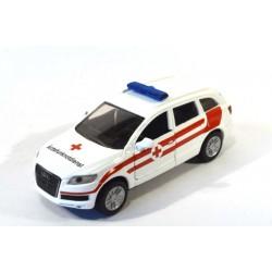 """Audi Q7 4.2 FSI Quattro Ã""""rztefunknotdienst"""