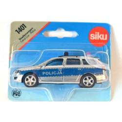 Volkswagen Passat Variant Policja