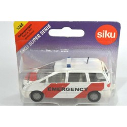 Volkswagen Sharan Emergency