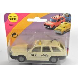 Audi Avant A6 Taxi