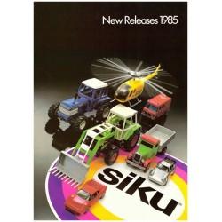 Neuheiten 1985 UK