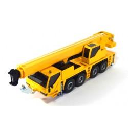 Faun mobile crane