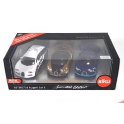 Bugatt Veyroni 3-pack E