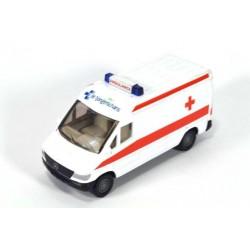 Mercedes Sprinter ambulance De Tjongerschans