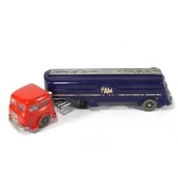 Henschel HS 170T PAM tankwagen 21000 liter