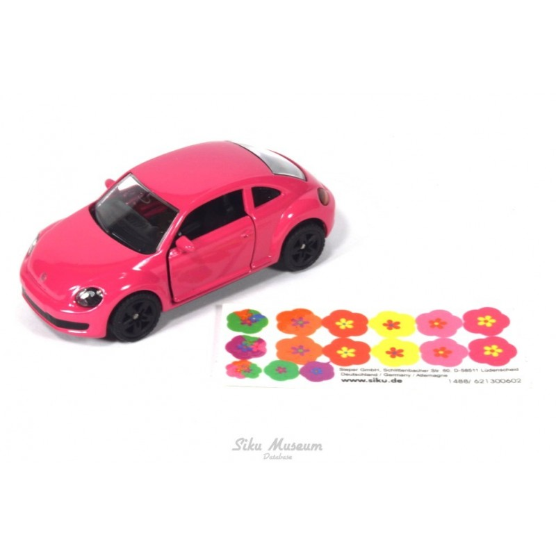 Volkswagen The Beetle pink