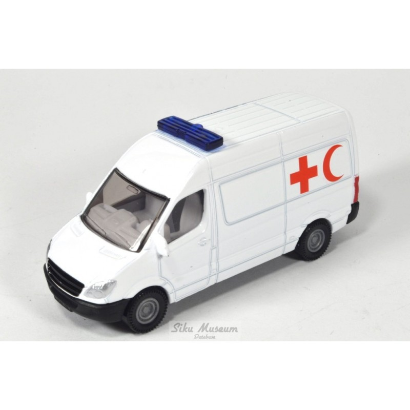 Mercedes Sprinter ambulance