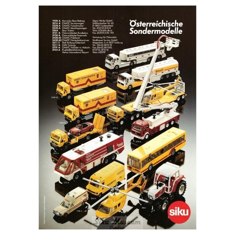 Oostenrijkse exportmodellen