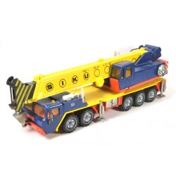 Faun hydraulic crane