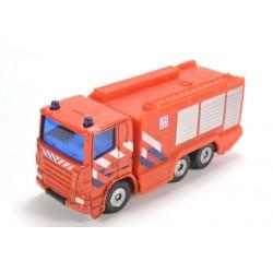 Scania Brandweer bluswagen