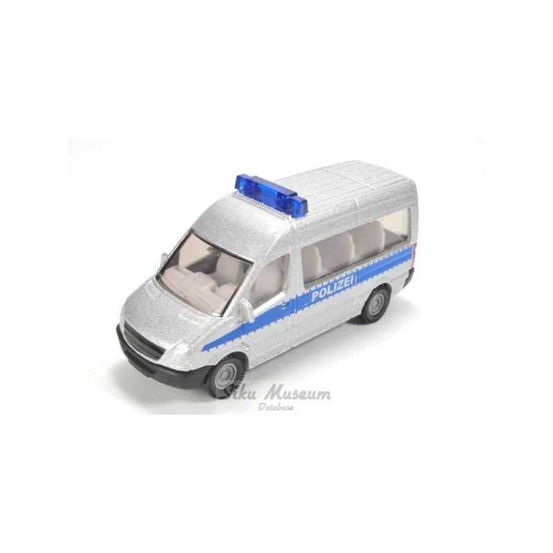 0405 Siku 0804 Mercedes Poizei Bus OVP Gendarmerie