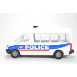 Siku Super 0806 Mercedes Sprinter Police Van POLICE Sondermodell GREAT BRITAIN