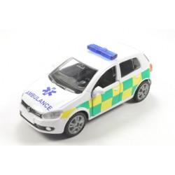 Volkswagen Golf VI doctors car
