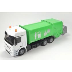 Mercedes refuse truck