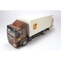 MAN TGS UPS parcel truck