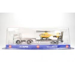 Mercedes Actros low loader...