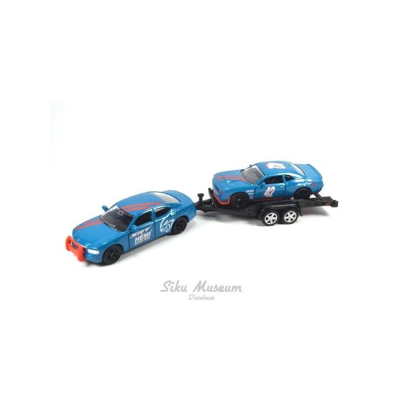 SIKU 2565 Dodge Charger Dodge Challenger SRT Racing Sofort Lieferbar