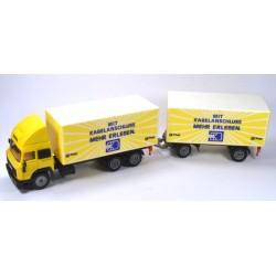 Iveco Turbostar met trailer
