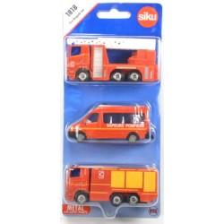 Brandweer set Pompiers