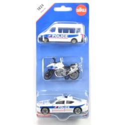 Police set France