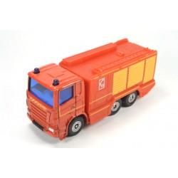Scania Brandweer bluswagen...
