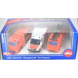 Emergency set