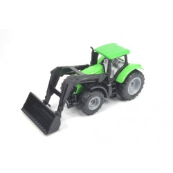 Deutz Fahr tractor met...