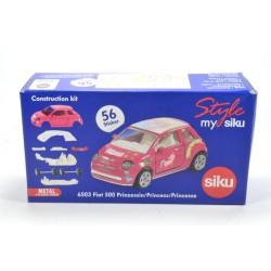 "Fiat 500 kit ""Princess"""