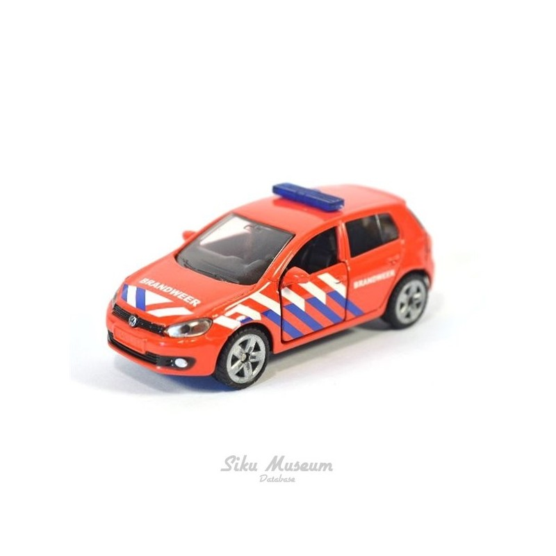 Volkswagen Golf Brandweer