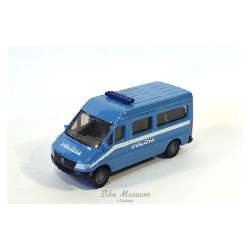 Mercedes Sprinter Polizia