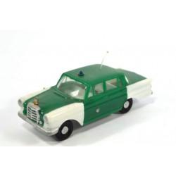 Mercedes 190 Politiewagen