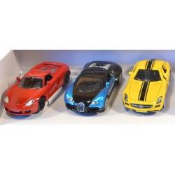 Set Sports cars