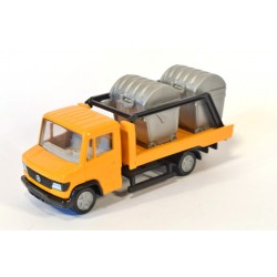 Mercedes Vario container transport