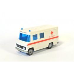 Mercedes 406 Rettungsdienst