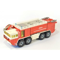 Faun Airport Fire engine