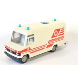 Mercedes 809 Deutsches Rotes Kreuz