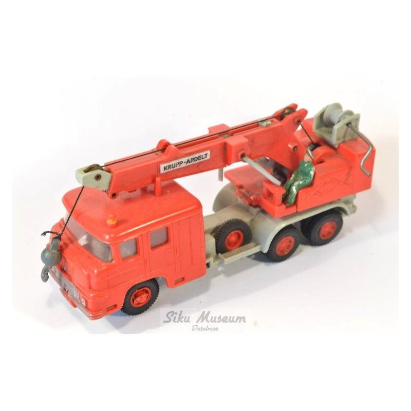 Krupp-Ardelt bergingkraan 15 ton
