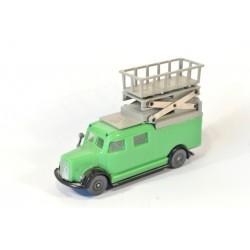 Mercedes hoogwerker (Schörling opbouw)