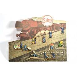 Karton met figuren II