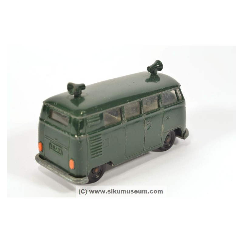 siku v212 volkswagen t1 polizei online siku museum. Black Bedroom Furniture Sets. Home Design Ideas