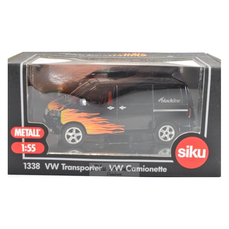 Volkswagen T5 Transporter Blackline