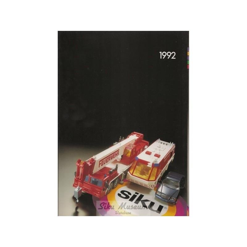 Dealerboek 1992