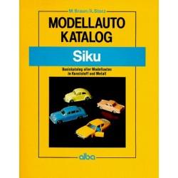 """Book """"Modellauto-Katalog Siku"""""""