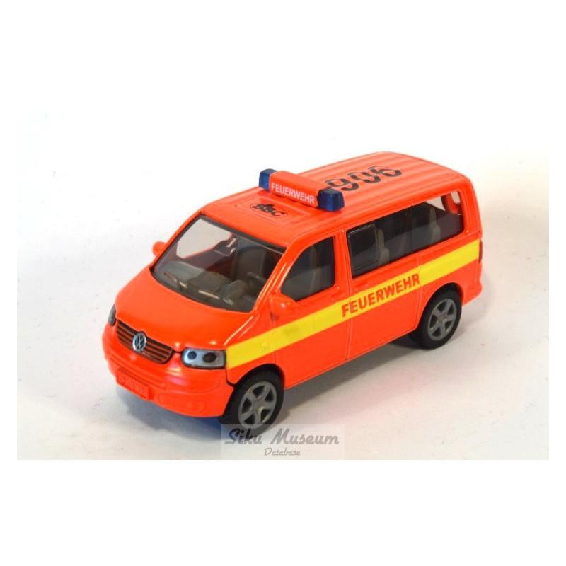 Volkswagen T5 Multivan SSC Feuerwehr