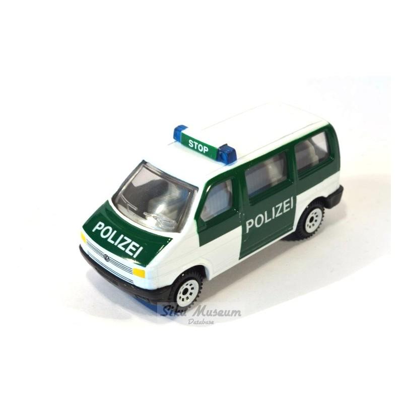 siku 1350 volkswagen t4 polizei online siku museum. Black Bedroom Furniture Sets. Home Design Ideas