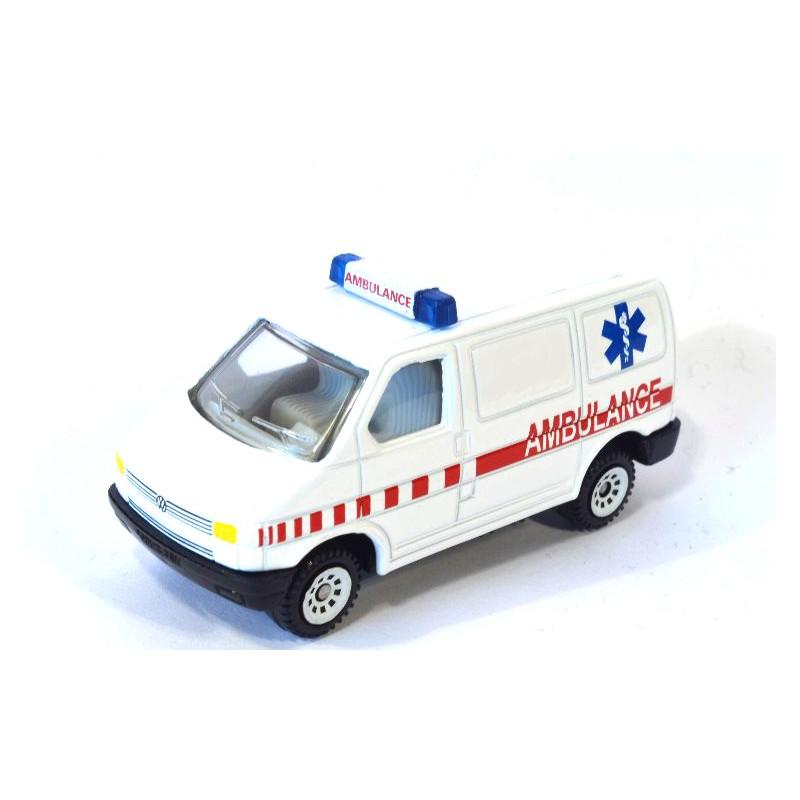 siku 835 volkswagen t4 ambulance online siku museum. Black Bedroom Furniture Sets. Home Design Ideas