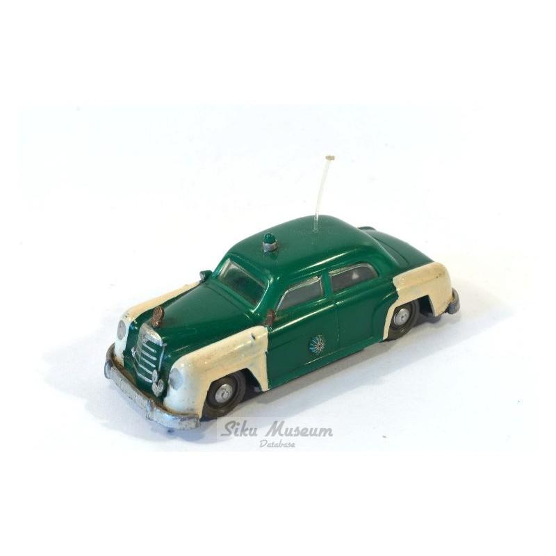 Mercedes 180 Politiewagen