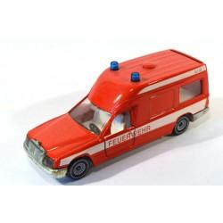 Mercedes 260E Binz ambulance Feuerwehr