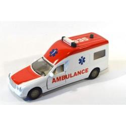 Binz A 2002 MB E290 Ambulance