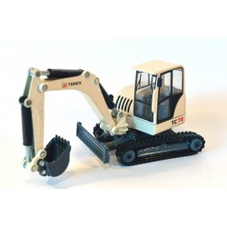 Terex TC 75 mini excavator